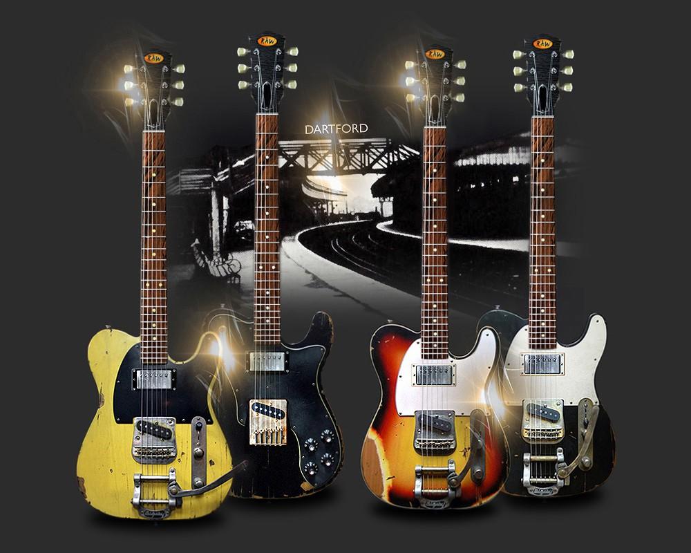 Raw Guitars News Conversation